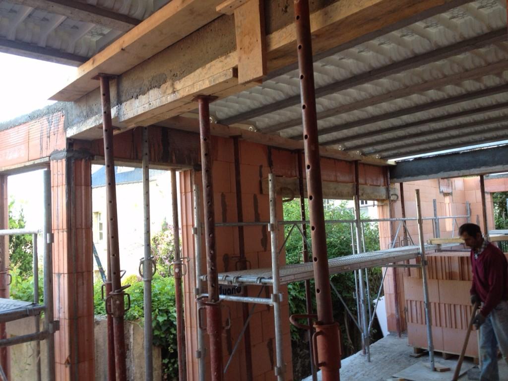 Construction maison neuve bbc cit plantagen t le mans - Maison neuve bbc ...