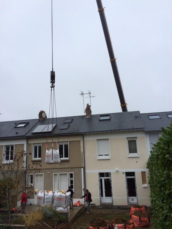 R alisation extension agrandissement maison le mans for Extension maison 2018