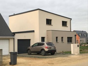 Construction de maison individuelle tout b timent le for Sarge automobiles garage serus